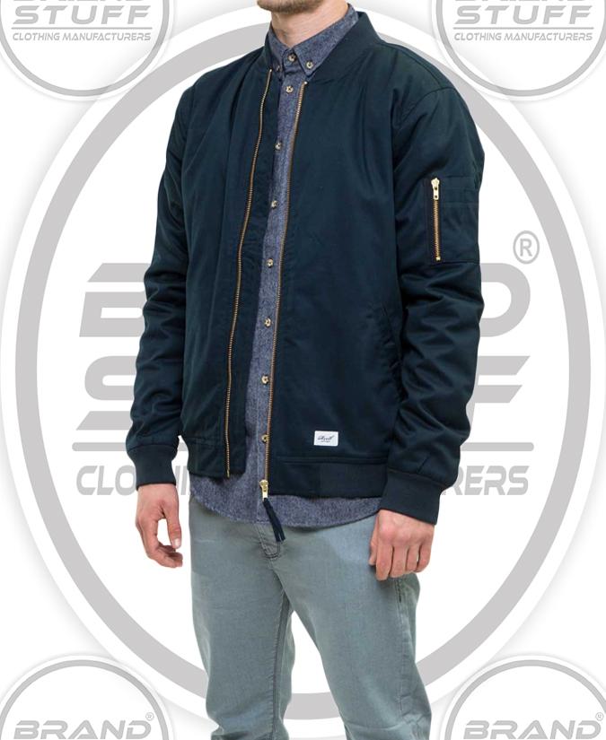MA 1 Nlyon Varsity Jacket