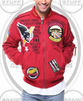 MA1 FLIGHT BOMBER JACKET